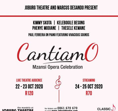Cantiamo – Mzansi Opera Celebration