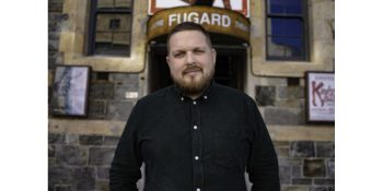 Artistic Director of the Fugard Theatre Greg Karvellas. Photo credit: Claude Barnardo.