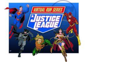 Justice League™ Virtual Run / Walk Series