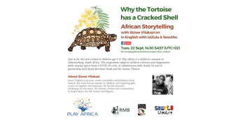 Why the Tortoise has a cracked shell