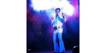 Doug Weich as Elvis