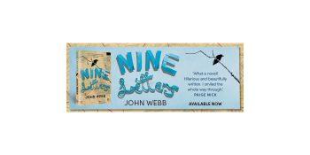 Nine Letters by John Webb