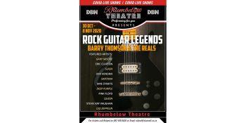 Rock Guitar Legends