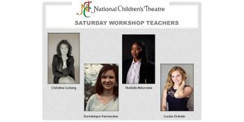 National Children's Theatre Saturday Workshop Teachers