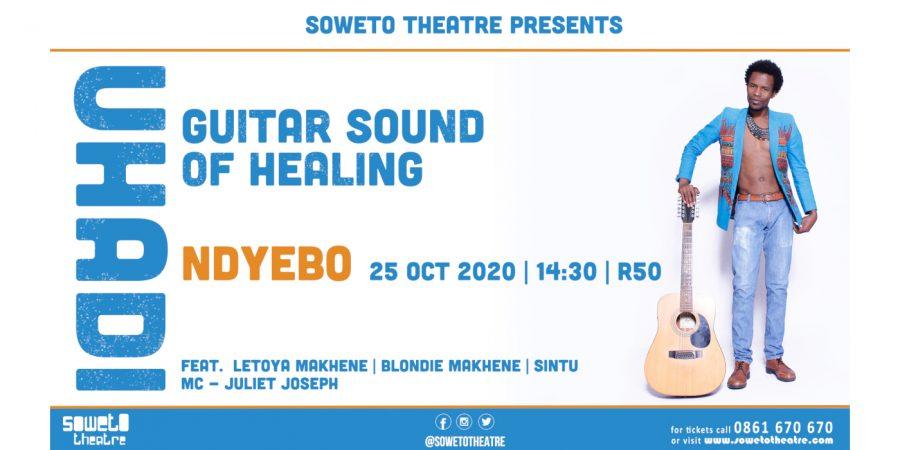 Uhadi guitar, the sound of healing!