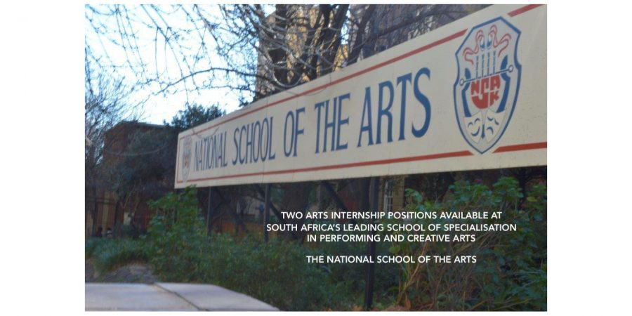 National School of the Arts Internship opportunity