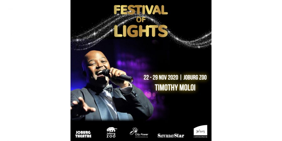Festival of Lights with Timothy Moloi