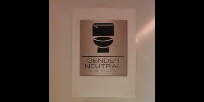 Gender Neutral Toilets for LGBTQIA+