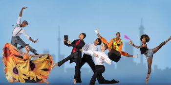 Joburg Ballet - Nutcracker with a Twist - 2020. Photo: Lauge Sorensen.