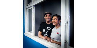 MRS + MR Luke. Photo by Theana Breugem.