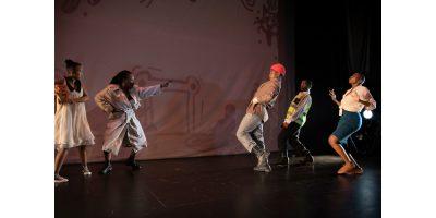 Kwasha! Theatre Company - Peeling Swadows