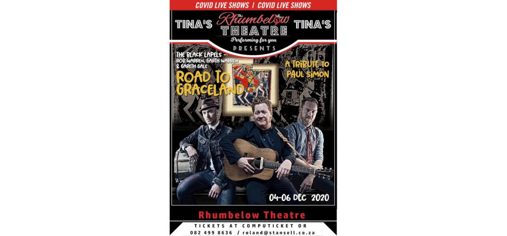 ROAD TO GRACELAND - A Tribute to Paul Simon