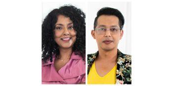 (L) Charmaine Soobramoney: BASA Chairman and (R) Ashraf Johaardien: BASA CEO. Photos by Theana Breugem.