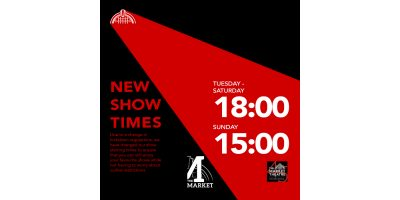 It's Showtime at the Market Theatre