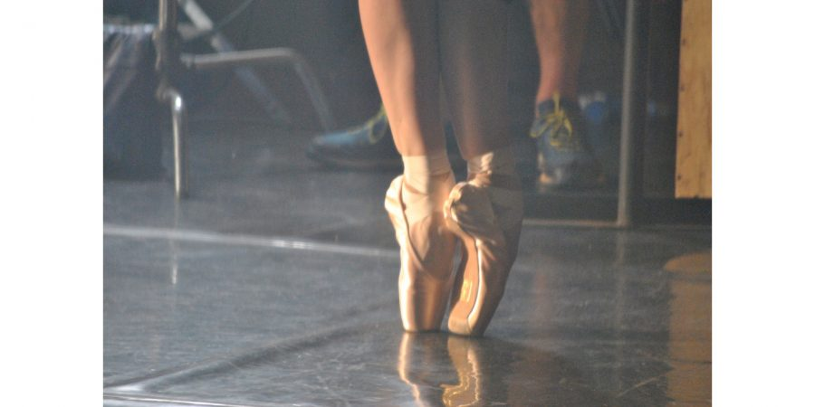Pointe Shoes, Prayers & A Pandemic releases online