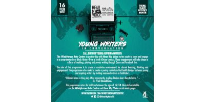 Young Writers in Conversation