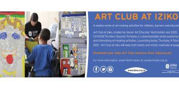 Art Club at Iziko!