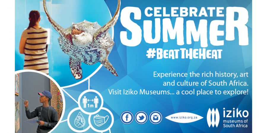 #BeatTheHeat, celebrate Summer with Iziko Museums
