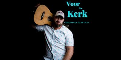 Christiaan Baartman - Voor die Kerk
