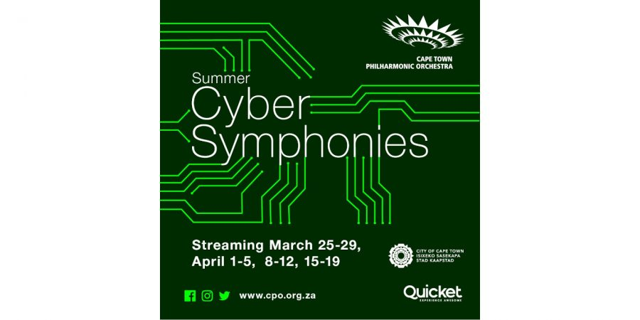 CPO Summer Cyber Symphonies