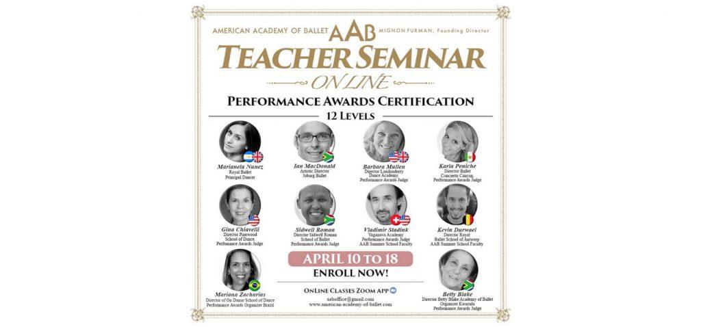 AAB Seminar Teachers