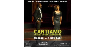 Cantiamo – Mzansi Opera Celebration