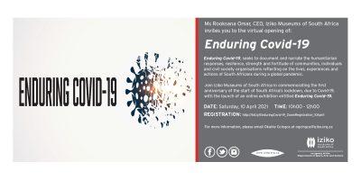 Enduring Covid-19