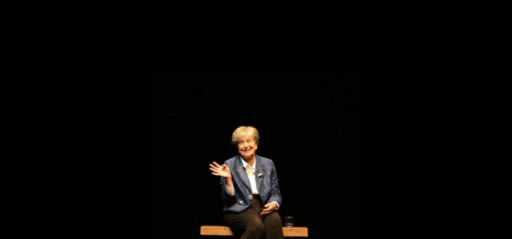 Camilla Waldman is magnificent as Rose. Photo: Suzy Bernstein.