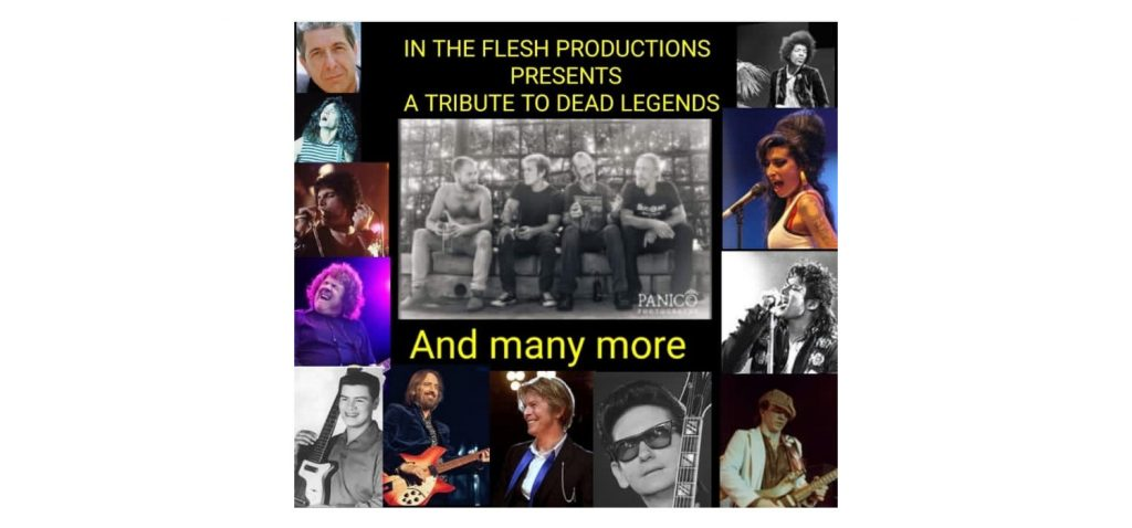 Dead Legends - In The Flesh Entertainment