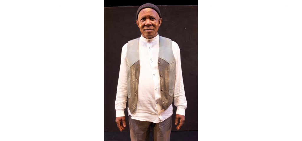 Writer and director of Bopha Percy Mtwa. Credit: Itumeleng Khumisi.