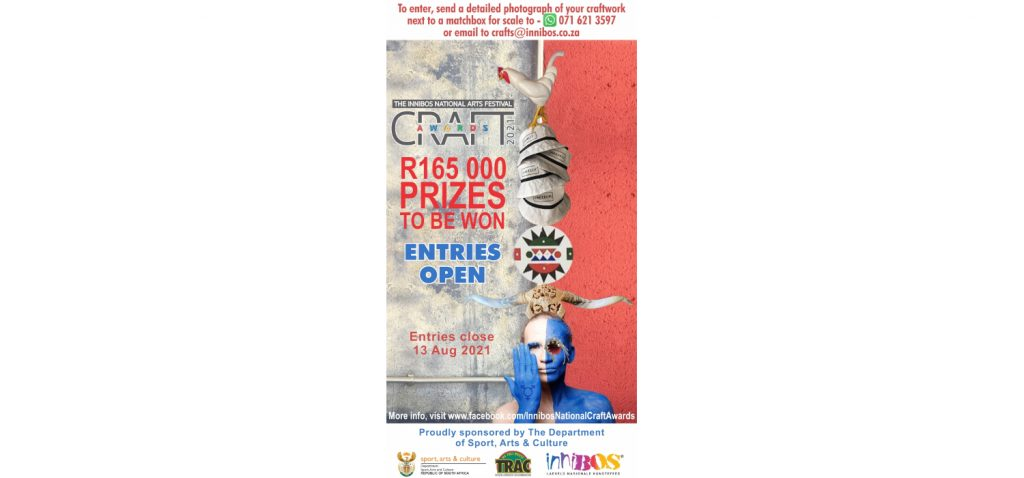 Innibos National Craft Awards 2021: Entries open
