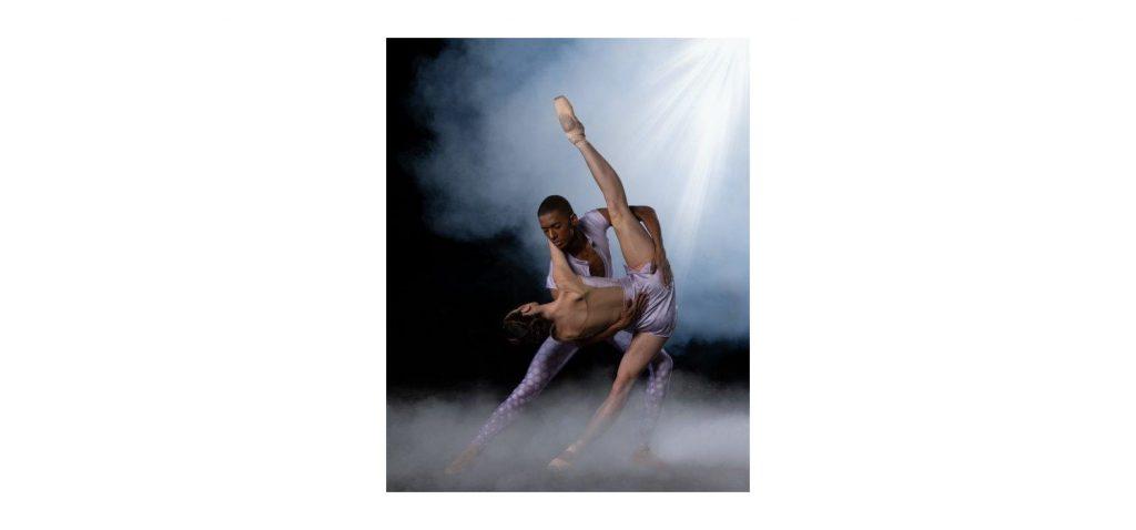 Darragh Hourrides and Craig Pedro - THE AFTERLIFE - SOULS - Joburg Ballet 2021. Photo: Lauge Sorensen.