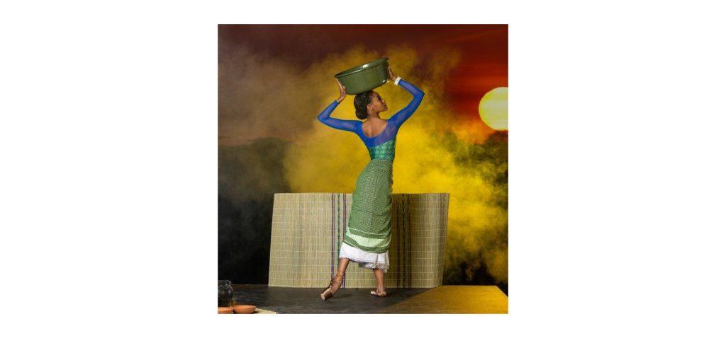 Monike Cristina - LEGAE - Joburg Ballet 2021. Photo: Lauge Sorensen.