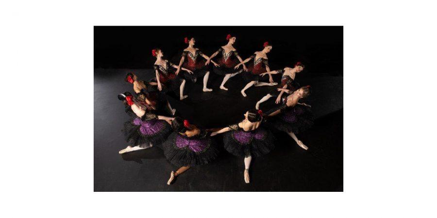 PAQUITA - Joburg Ballet 2021. Photo: Lauge Sorensen.