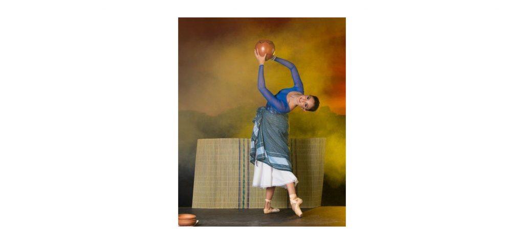 Savannah Ireland - LEGAE - Joburg Ballet 2021. Photo: Lauge Sorensen.