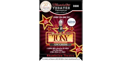 Rhumbelow Theatre 20 Year Celebration