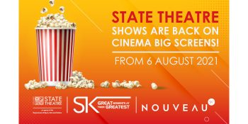 The South African State Theatre and Ster-Kinekor Theatres