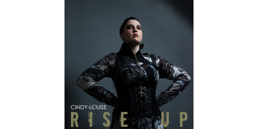 Cindy-Louise is back with a new single - Rise Up!