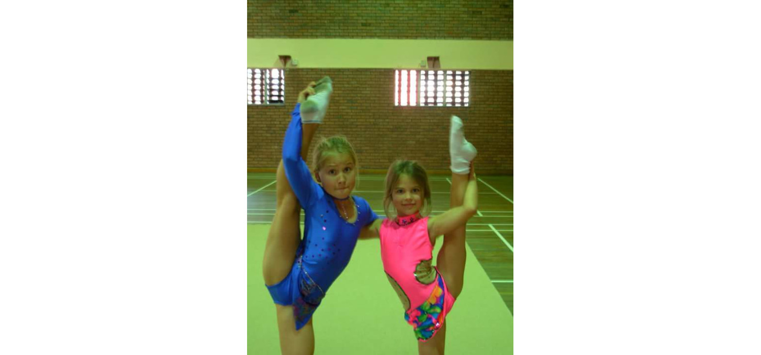 Ballet and gymnastics training formed an important part of Penny's childhood.
