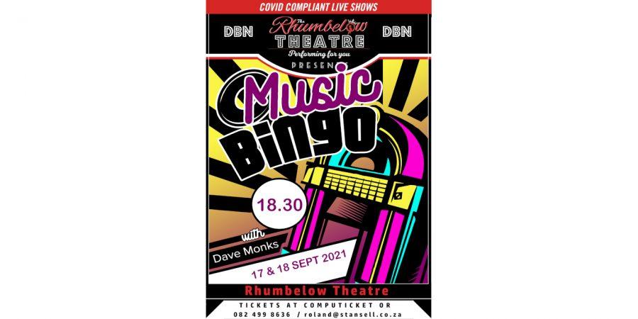 Music Bingo with Dave Monks