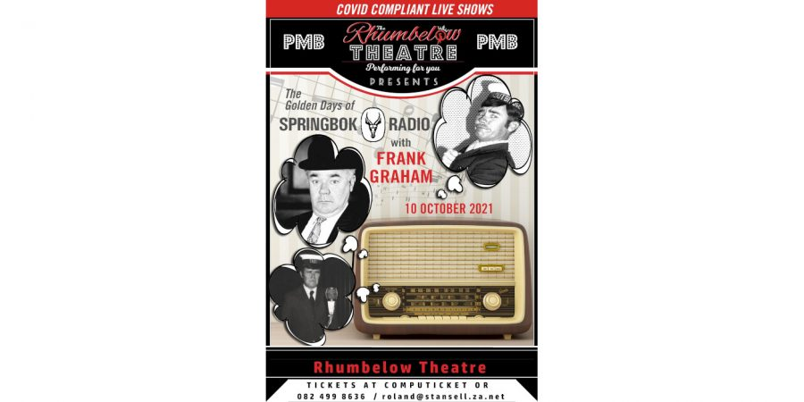The Golden Days of Springbok Radio - Frank Graham