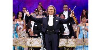Together Again. Photo Credit: André Rieu Productions.