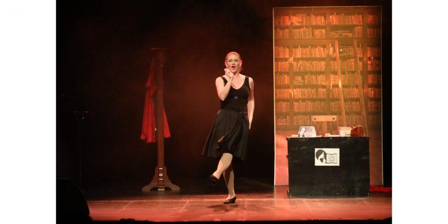 Alison Hillstead in Damsel in Distress.