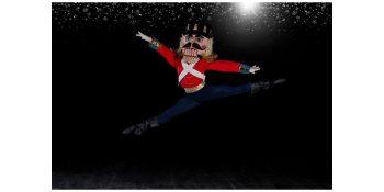 Armando Barros - THE NUTCRACKER - Joburg Ballet 2021. Photo: Lauge Sorensen.