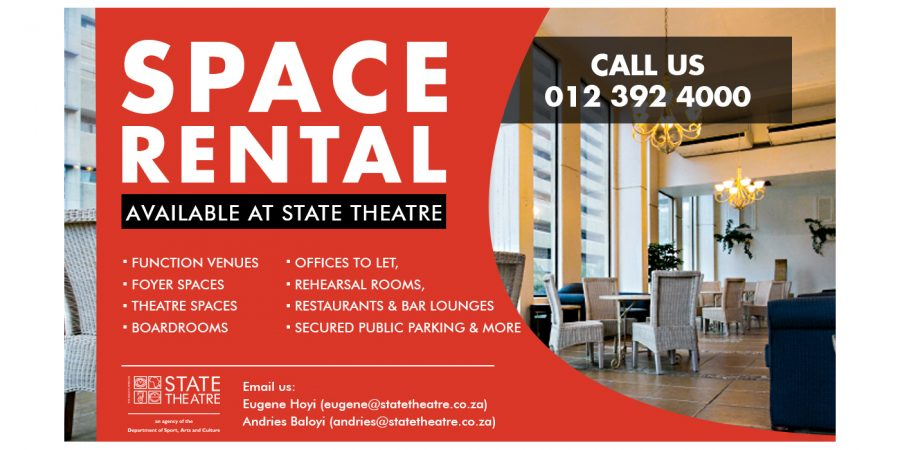Facilities and venues for hire at State Theatre