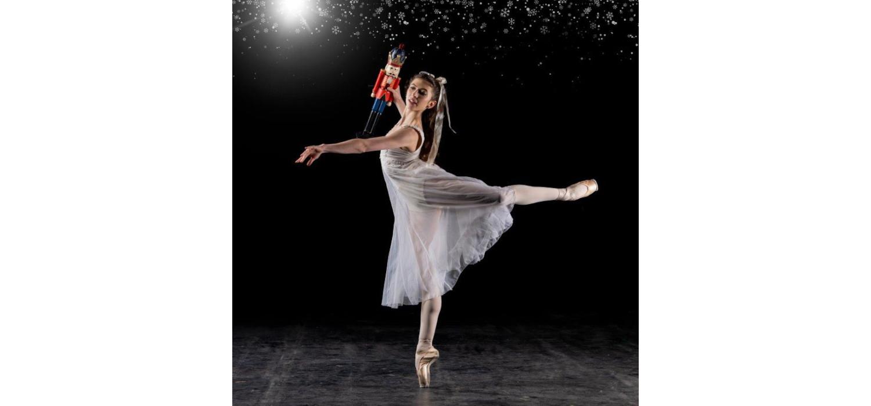 Chloe Blair - THE NUTCRACKER - Joburg Ballet - 2021. Photo: Lauge Sorensen.