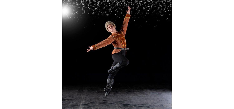 Mario Gaglione - THE NUTCRACKER - Joburg Ballet - 2021. Photo: Lauge Sorensen.