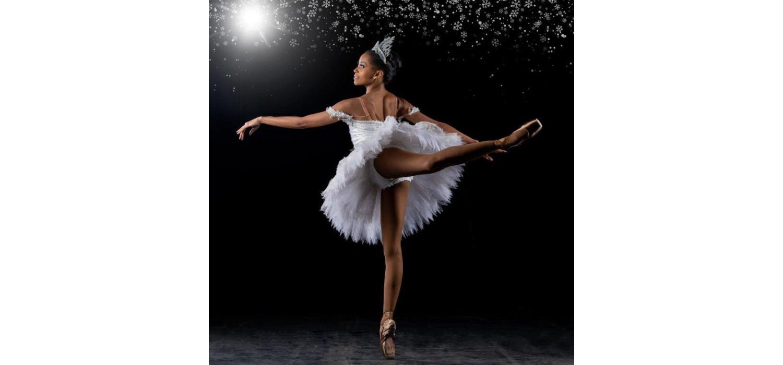 Monike Cristina - THE NUTCRACKER - Joburg Ballet - 2021. Photo: Lauge Sorensen.