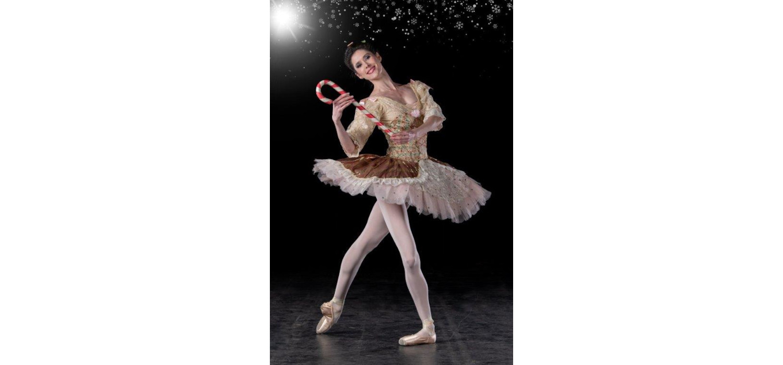 Nicole Ferreira-Dill - THE NUTCRACKER - Joburg Ballet - 2021. Photo: Lauge Sorensen.