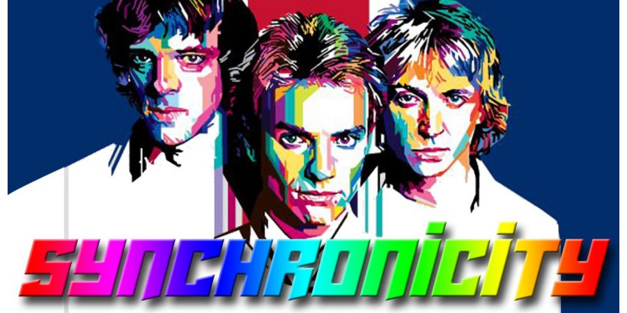 Synchronicity - The music of Sting and The Police